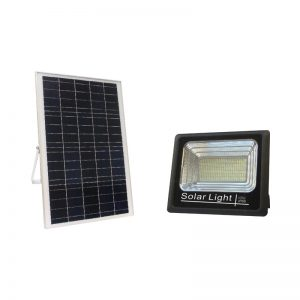 100w high power solar led flood light for football field lighting