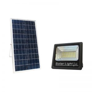 LED security flood light solar 80 watts for factory warehouse lighting